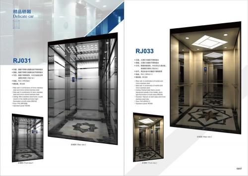 电梯精品轿厢