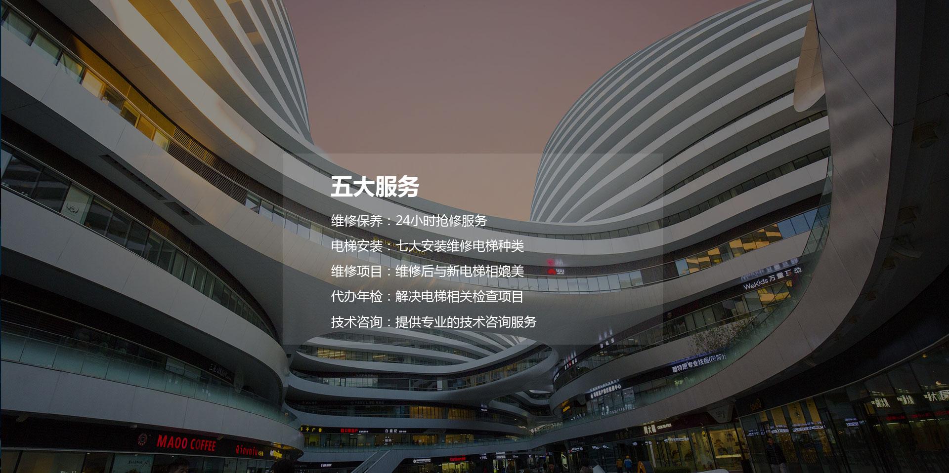 广西电梯品牌